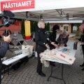 """FOTOD   Päästeamet kutsus inimesi üle terve Eesti koduseid kriisivarusid hankima: """"varu enne maru!"""""""