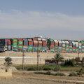 Egiptus arestis Suessi kanalit blokeerinud hiigellaeva 900 miljoni dollari suuruse kahjunõude pärast