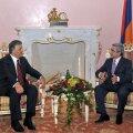 Aserbaidžaan nõuab Türgilt selgitust Armeenia presidendi õnnitlemise kohta