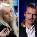 SUURANNETAJAD: Jana-Helen Juhaste ja Martin Künnap.