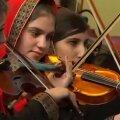 """ВИДЕО   """"Вся моя жизнь превратилась в пепел"""". Как живет женский оркестр Афганистана после прихода талибов"""