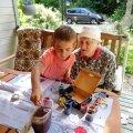Idee põlvkondade ühendamiseks: liidame lasteaiad ja vanadekodud