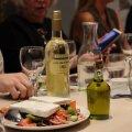 Kreeka restoran Oia