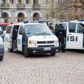 Soome läks neonatside meeleavaldus vägivaldseks, politsei pidas kinni 30 inimest