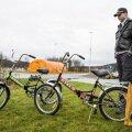 Varjupaigataotlejad ületavad Vene-Norra piiri laste jalgratastega