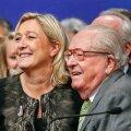 Jean-Marie Le Pen, Marine Le Pen