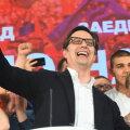 Põhja-Makedoonia presidendivalimised võitis läänemeelne kandidaat Stevo Pendarovski