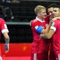 Venemaa ja Maroko – maailmameistrivõistluse esimesed veerandfinalistid