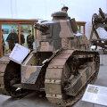 FT-17 Brüsseli sõjandusmuuseumis