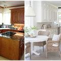ENNE JA PÄRAST | Kuidas vanale köögile lihtsate vahenditega täiesti uus ilme anda?