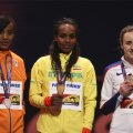 (SP)BRITAIN-BIRMINGHAM-ATHLETICS-IAAF WORLD INDOOR CHAMPIONSHIPS-DAY 1