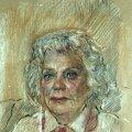 Aapo Puki tehtud portree Salme Reegist.