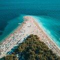 В Хорватии запустили приложение для поиска идеального пляжа