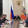 Putini juhitud julgeolekunõukogu istungil tunnistati USA raketilöögid veelkord rahvusvahelise õiguse vastasteks