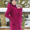 Mamalila villane lapsekandmismantel talveks, sobib raseduse ajaks ning lapsekandmiseks kõhul. .Mamalila.de lehel hind 329 eurot