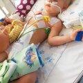 Kaheksa päeva pidi Kirke veetma haiglas.