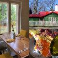 ФОТО | Ресторан Mantel & Korsten в Кадриорге — закрылся сразу после открытия, но теперь снова радует изысканной кухней