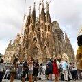 Barcelonas asuvast Sagrada Familia katedraalist evakueeriti inimesed kahtlase kaubiku tõttu