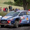 Hyundai tiim püüab Thierry Neuville'i maailmameistriks aidata.