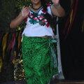 Maailma vähimkülastatud riigi - Tuvalu tantsija.