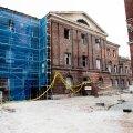Arsenali keskuse renoveerimine