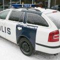 Soome politsei pidas kinni 2,1-promillises joobes Eesti veokijuhi