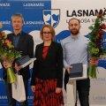 Почетным жителем Ласнамяэ стал учитель Сергей Новиков, событием года — открытие центра Т1