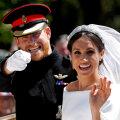 Fotomeenutus kolme aasta tagusest ajast, mil Harry ja Meghan abiellusid. Enam nad brittide silmis nii populaarsed pole.