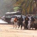 FOTOD ja VIDEO: Mali eriüksuslased sisenesid hotelli, kus võeti 170 inimest pantvangi