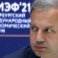 Dvorkovitš Peterburi rahvusvahelisel ettevõtlusfoorumil