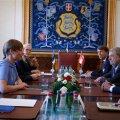 President Kersti Kaljulaid kohtus Austria riigipea Alexander Van Der Belleniga