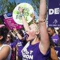 Abordiõiguse aktivistid tähistasid esmaspäeval võitu