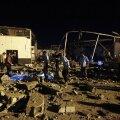 Õhurünnak tabas Liibüa põgenikekeskust: hukkus vähemalt 40 inimest