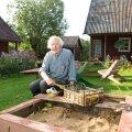 Sportlikkus on aidanud Jaan Rannapil ka 90aastaselt igati vormis ja rivis olla.