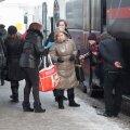 FOTOD: Tallinna bussijaama saabub päevas ligi tuhat Vene turisti