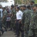 Maldiivide armee teatas presidendi tagasiastumisest protestide tõttu
