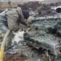 Ida-Virumaal Auveres leiti sõjaaegse Nõukogude ründelennuki vrakk