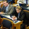 Riigikogulased tahavad tõsta sunniraha keeleseaduse rikkumise eest kümnekordseks