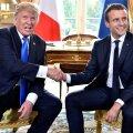 Trump väisab Pariisi