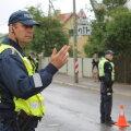 Politsei tuvastas esmaspäeva hommikul Tartus reidi käigus mitu joobes juhti