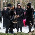 Eri Klasi matused Rahumäe kalmistul