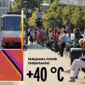60-kraadine saun huugab jalge all. Tallinna värsked teeremondid ei arvesta kliimamuutustega