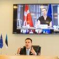Euroopa Ülemkogu videokonverents