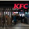 Kristiine keskuse KFC.
