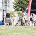 ФОТО   Сюрпризы от Нолана продолжаются! Народ собрался на фестиваль в парке Кивила