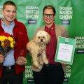 Aasta kõige koerasõbralikuma teo projektis kaasa löönud Julija Abram ja Tanel Mootse