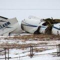 Québeci lennuõnnetuses hukkus seitse inimest, sealhulgas endine Kanada minister