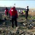 VIDEO ja FOTOD | Ukraina reisilennuk 176 inimesega pardal kukkus Iraanis alla, kõik hukkusid