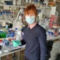 ЭКСКЛЮЗИВНЫЙ ФОТОРЕПОРТАЖ   По ту сторону борьбы с коронавирусом. Как в ТТУ исследуют иммунитет к COVID-19