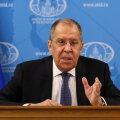 Lavrov noomis Norrat sõjalise aktiivsuse pärast Arktikas